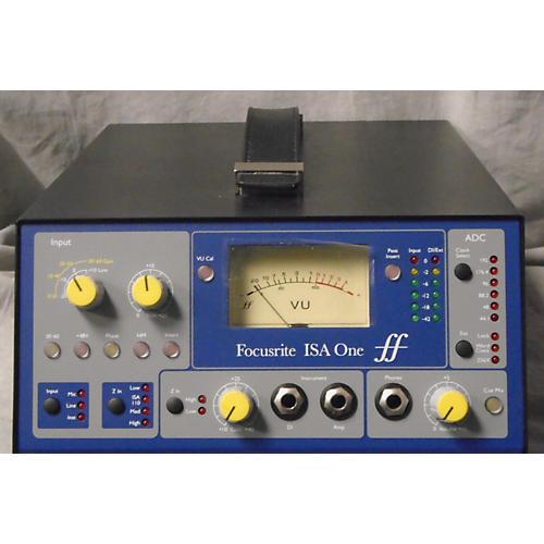 Focusrite ISA One VU Meter Microphone Preamp-thumbnail