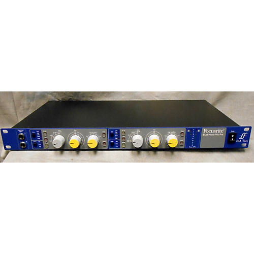 Focusrite ISA Two Microphone Preamp
