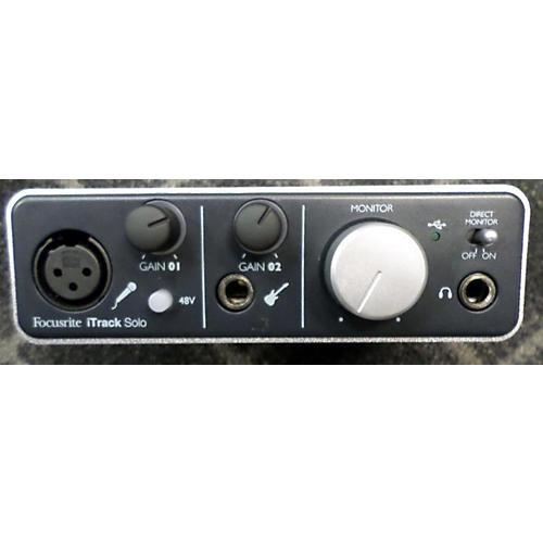 Focusrite ITrack Solo Audio Interface-thumbnail