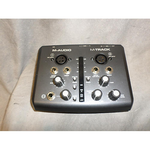 Focusrite ITrack Solo Audio Interface-thumbnail