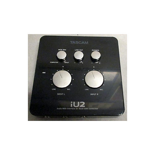 Tascam IU2 Audio Interface
