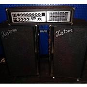 Kustom IV Bass Stack