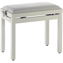 Stagg IVORY BENCH GLOSS+WHITE VELVET TOP