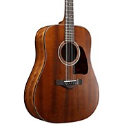 Ibanez Ibanez AVD9MHOPN Artwood Vintage Thermo Aged Solid Top Mahogany Acoustic Guitar