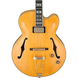 Ibanez Ibanez PM Pat Metheny Signature Hollowbody Electric Guitar - Antique Amber