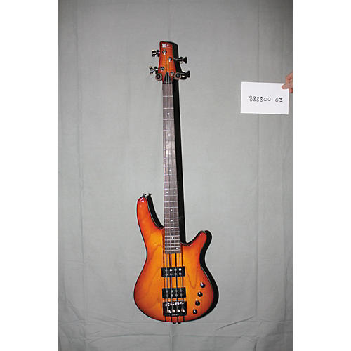 Used Ibanez SRX700 Bass Guitar Honey Sunburst-thumbnail