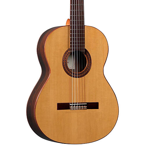 Alhambra Iberia Zircote Classical Acoustic Guitar Gloss Natural