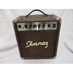 Pre-owned Ibanez Ibz3a Battery Powered Amp