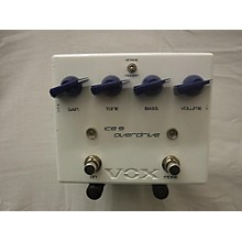 Vox Ice 9 Overdrive Effect Pedal
