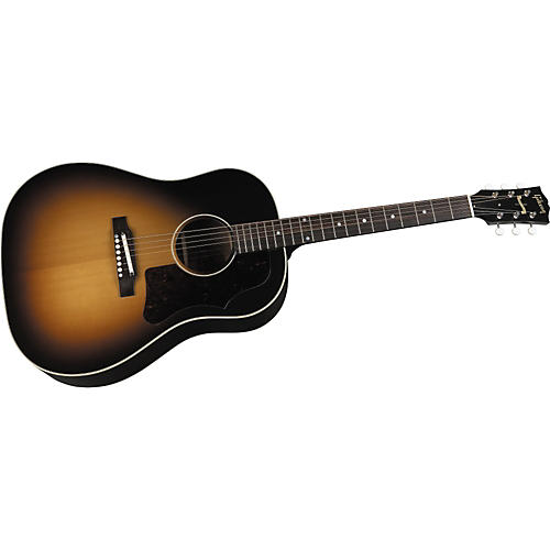 Gibson Icon '40s J-45 Banner Triburst Acoustic Guitar-thumbnail