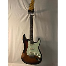 Vintage Icon Series Strat Style Solid Body Electric Guitar