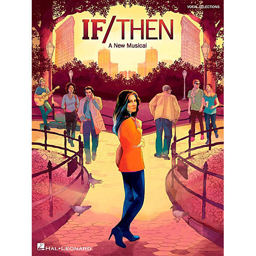 Hal Leonard If/Then - A New Musical Piano/Vocal Selections-thumbnail