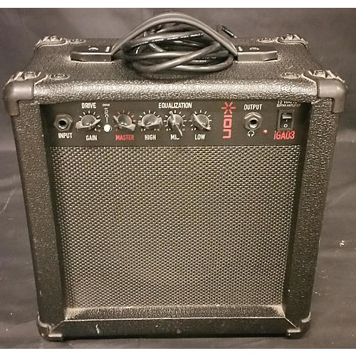 ION Iga03 Guitar Power Amp
