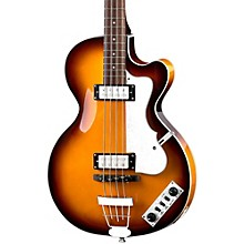 Hofner Ignition Club Bass with Case Level 1 Sunburst