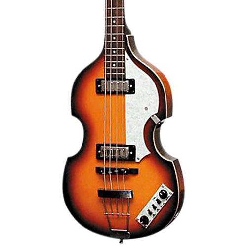 Hofner Ignition Series Vintage Violin Bass Sunburst-thumbnail