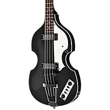 Ignition Series Vintage Violin Bass Transparent Black
