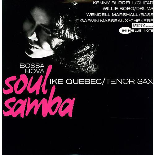 Alliance Ike Quebec - Bossa Nova Soul Samba