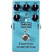 MXR Custom Shop Il Torino Overdrive Guitar Effects Pedal