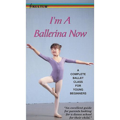 Kultur I'm A Ballerina Now (Video)