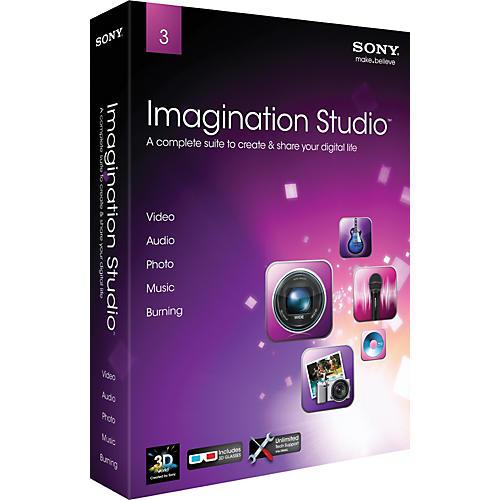 Sony Imagination Studio 3.0