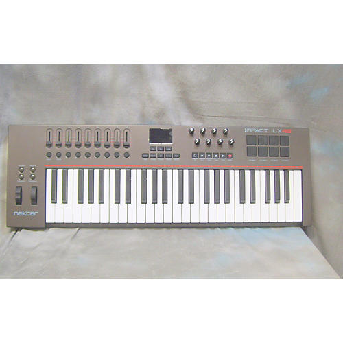 In Store Used Impact LX49 MIDI Controller