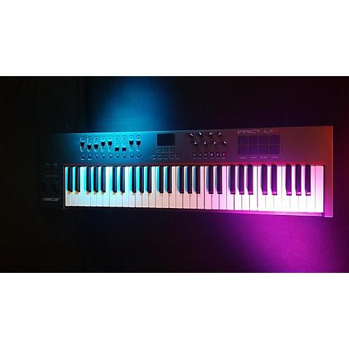 Nektar Impact LX61 Keyboard Workstation-thumbnail
