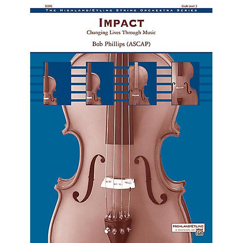 Alfred Impact String Orchestra Grade 3-thumbnail