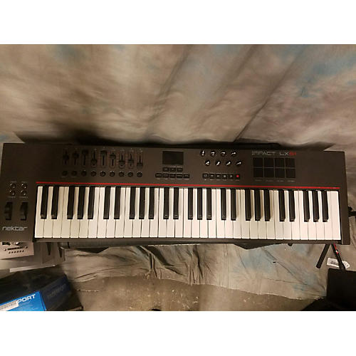 Nektar Impact Xl61 MIDI Controller-thumbnail