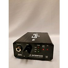 PRS Impedance Matching Circuitry Audio Interface