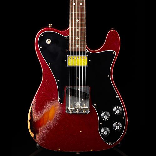 Fender Custom Shop Imperial Arc 1972 Telecaster Custom Masterbuilt by Paul Waller, Rosewood-thumbnail