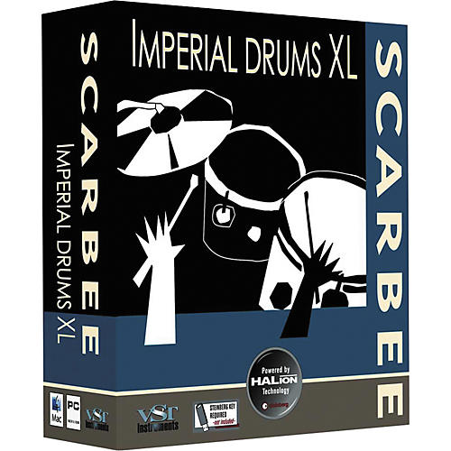 Scarbee Imperial Drums XL-thumbnail