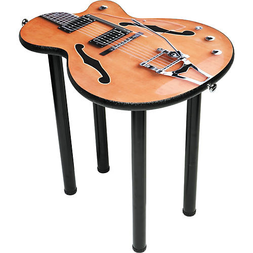 Designer Creation Imperial Guitar End Table