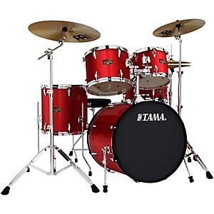 Tama Imperialstar 5-Piece 20 inch Bass Drum Set with Cymbals
