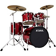 "Tama Imperialstar 5-Piece 20"" Bass Drum Set with Cymbals"