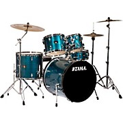 Imperialstar 5-Piece Drum Set with Cymbals