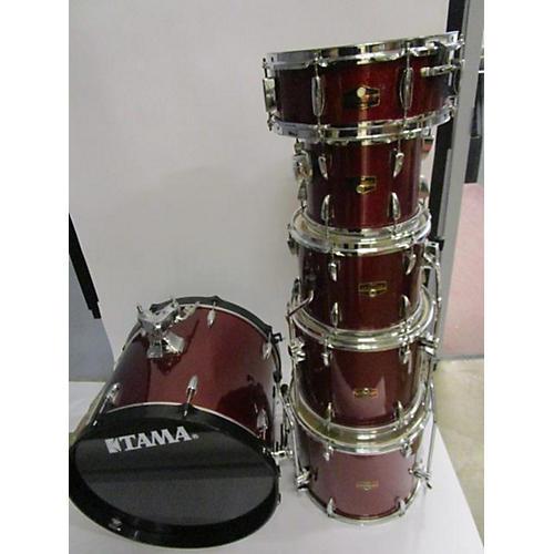 used tama imperialstar drum kit guitar center. Black Bedroom Furniture Sets. Home Design Ideas