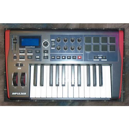 Novation Impluse 25 MIDI Controller