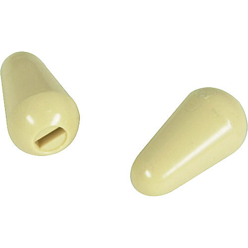 Fender Import Stratocaster Aged Switch Tips (2)