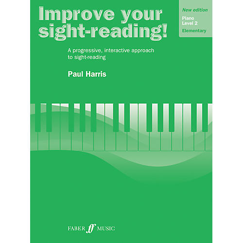 Alfred Improve Your Sight-reading! Piano Level 2