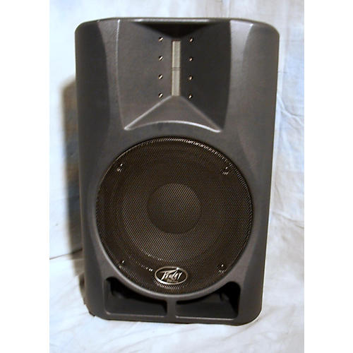 used peavey impulse 1200w powered speaker guitar center. Black Bedroom Furniture Sets. Home Design Ideas