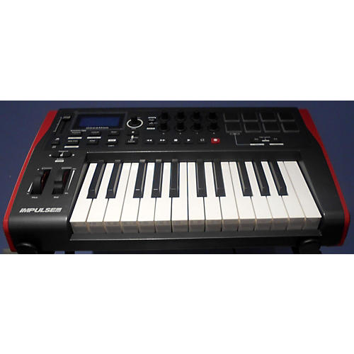 Novation Impulse 25 Key MIDI Controller-thumbnail