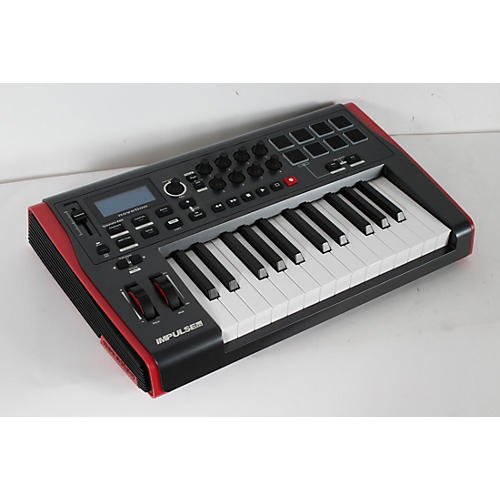 Novation Impulse 25 MIDI Controller-thumbnail