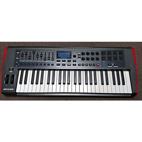 Novation Impulse 49 Key MIDI Controller-thumbnail