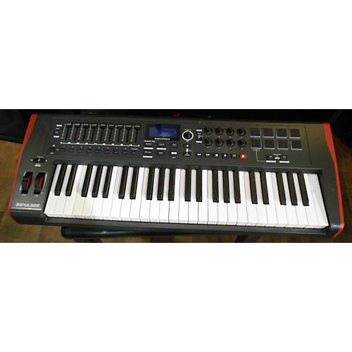 Novation Impulse 49 Key MIDI Controller-thumbnail