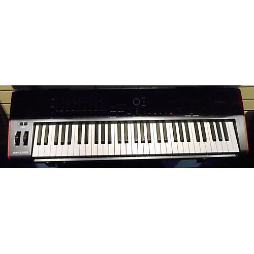 Novation Impulse 61 Key MIDI Controller