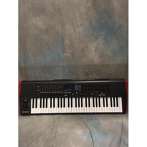 Novation Impulse 61 Key MIDI Controller-thumbnail