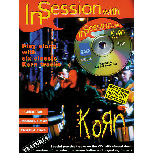 Alfred In Session with Korn Book/CD-thumbnail