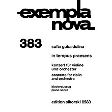 Sikorski In Tempus Praesens (In the Present Time) String Series