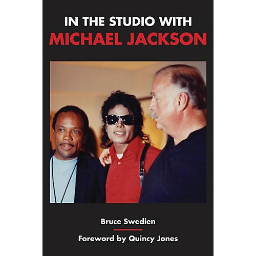 Hal Leonard In The Studio With Michael Jackson-thumbnail
