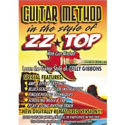 In The Style of ZZ Top Guitar (DVD)